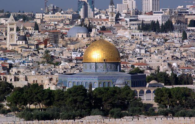 Jerusalem. / Wikimedia Commons.,