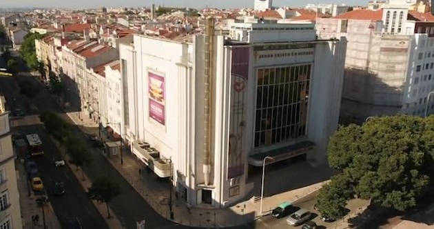 A building of the Universal Church of the Kingdom of God (IURD) in Portugal. / TVI 24,