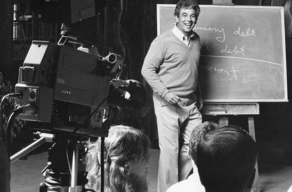 R.C. shot to fame thanks to the success of his televised classes for Ligonier Ministries.