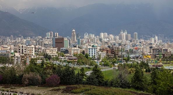 Tehran, in Iran. / Ninara (FLickr, CC),
