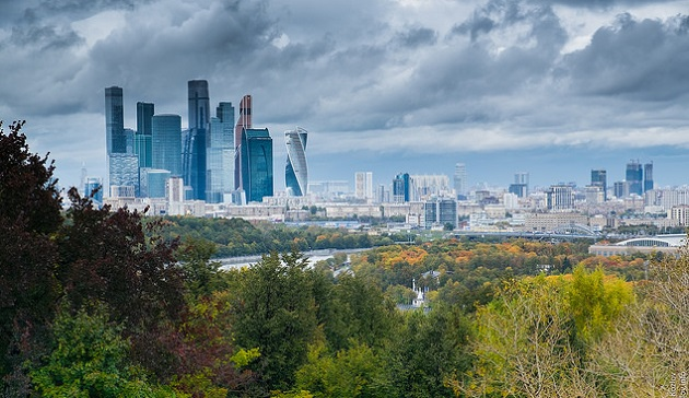 A view of Moscow, Russia. / A. Kozlov (Flickr, CC),