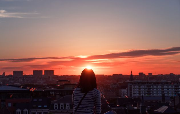View of Brussels. Thomas Lambert. Unsplash.,