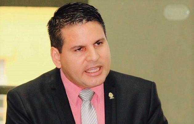 Fabricio Alvarado, leader of the Costa Rican National Restoration Party. / Facebook F. Alvarado,