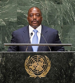 Kabila during the UN 2014 Assembly, in New York. / MONUSCO (Flickr)