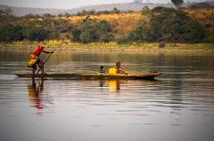 The Congo River. / CIFOR (Flickr)