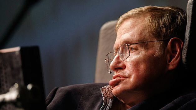 Stephen Hawking. / Reuters.,