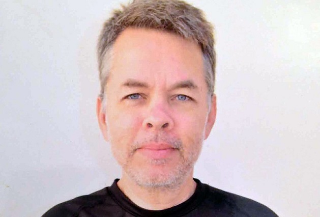 Andrew Brunson during his time in prison. / World Witness via Religion News Service,