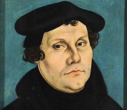 Martin Luther often trembled at the thought of preaching in God's name. /  UCG.Org