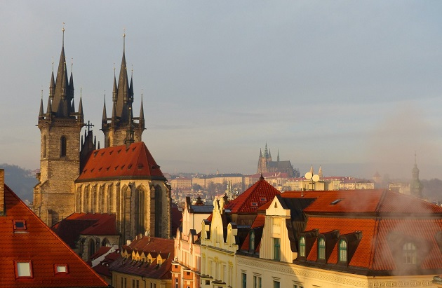 A church in Prague. / Pxhere (CC0),