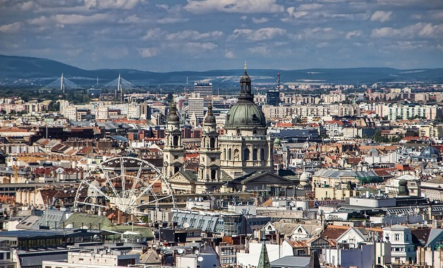 A view of Budapest, in Hungary. / Pixabay CC0,