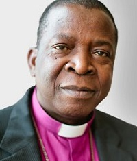 Nikolas Okoh, Anglican Primate of  All Nigeria and Chairman of Gafcon.