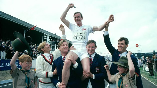 Chariots of Fire.,
