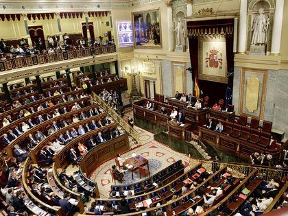 Spanish Parliament.
