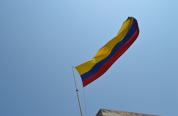 The flag of Colombia. / Pixabay (CC0),