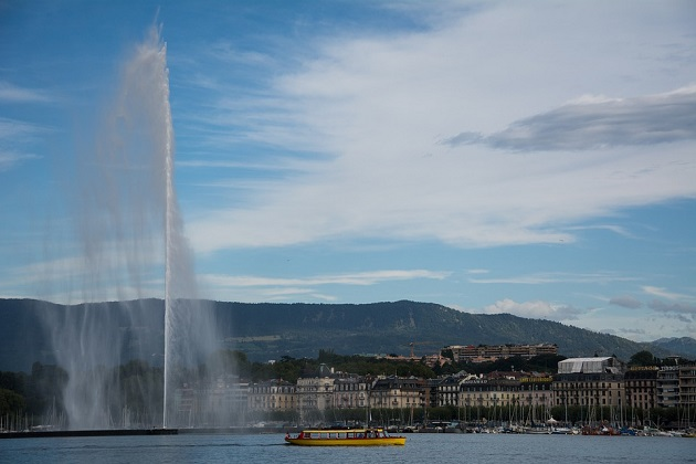 A view of Geneva, in Switzerland. / Pixabay, CC0,
