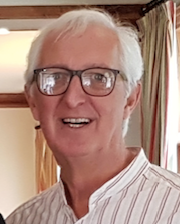 Gordon Pettie, Director of Revelation TV.