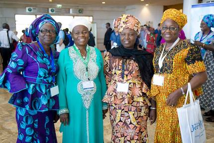 Many participants at Gafcon 2018 are from African countries. / Fb Gafcon