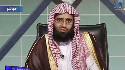 Sheikh Abdelaziz al Fawzan.