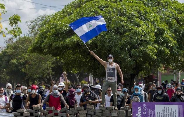 The crisis began in Nicaragua on April 18.,Crisis Nicaragua