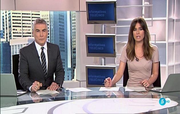 The Telecinco news programme falsely accused an evangelical pastor in Benidorm of pederasty. / Video capture Telecinco,