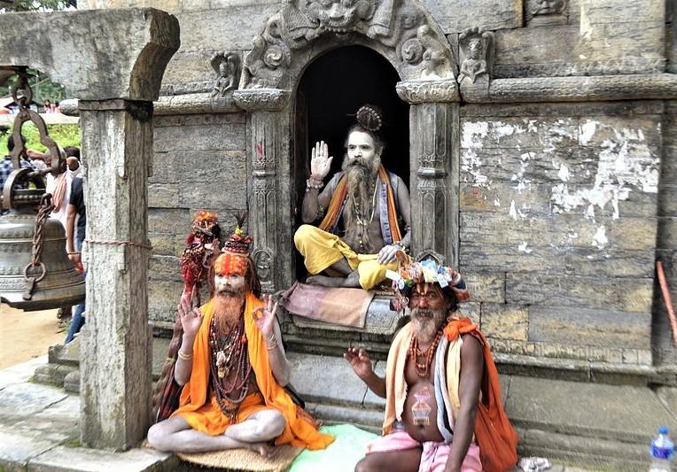 ashupatinath temple outside Kathmandu, Nepal. / Sebbe xy (Wikipedia, CC),