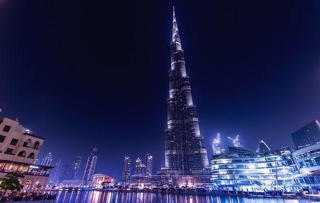 Burj Khalifa, Dubai. / Pixabay.,
