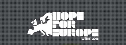 Hope For Europe 2018 is an European-wide conference organised by the EEA.