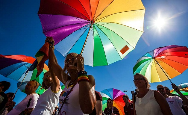 LGBT Pride activities. / Photo source: EuroPride 2018,