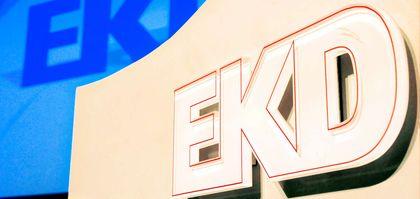 EKD logo. / EKD.