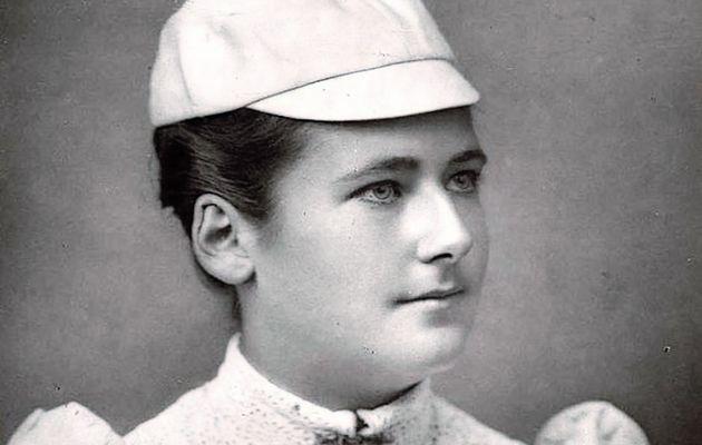Lottie Dod.,