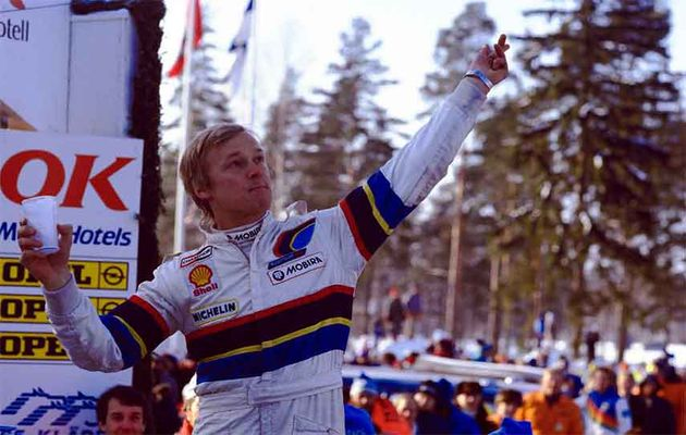 Ari Vatanen. / You Tube.,