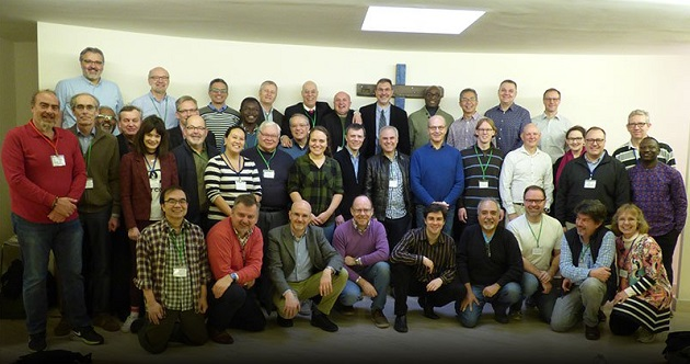 Participants of the Lausanne Global Consultation on Nominal Christianity, Rome 14-18 March 2018. / Lausanne Movement,