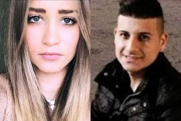Stella Boccia and her fiancé Carlos Jesús Erasto Trujillo are two of the victims of the Ponte Morandi collapse, in Genova. / ABC,