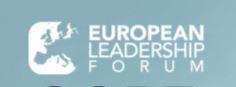 Registration open for European Leadership Forum 2019