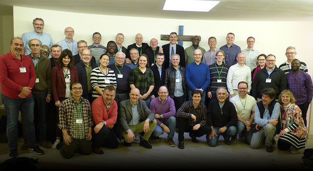 Participants of the conference about nominalism in Rome. / Lausanne Movement,
