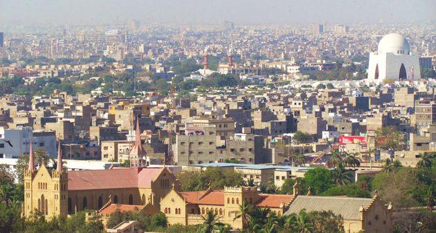 Karachi, Pakistan./ Wikimedia Commons.,