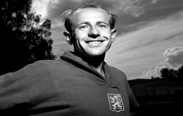 Emil Zatopek. / IAAF.,