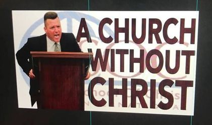 Pastor Robin St. Clair kicked off with convention with a powerful message entitled 'A Church Without Christ'.