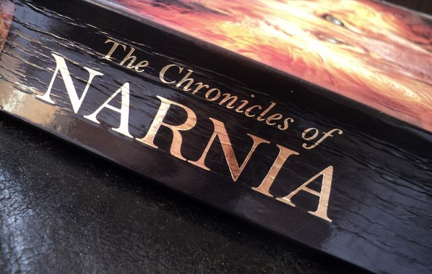The Narnia books have sold more than 100 million copies. / Wikimedia.,