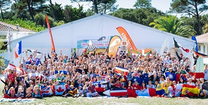 The group photo of the 2018 gathering. / CS
