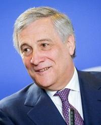 Antonio Tajani, President of the European Parliament. / Twitter A. Tajani