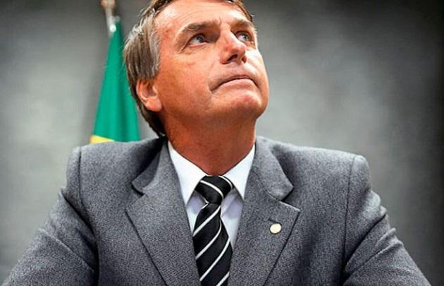 Jair Bolsonaro, the next President of Brazil. / J. Bolsonaro PSL website,