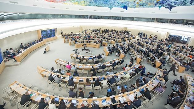Human Rights Council's 39th session. / ohcrh.org,