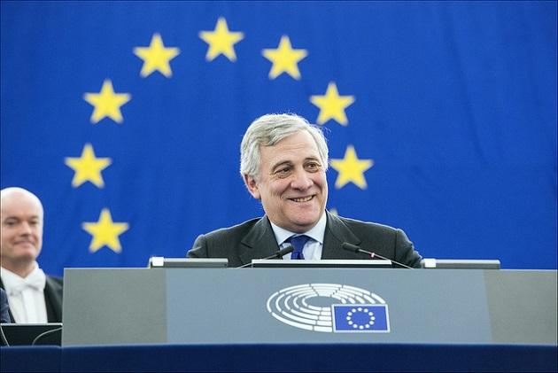 Antonio Tajani, President of the European Parliament. / European Parliament (Flickr, CC),