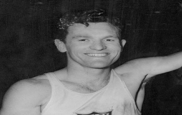 Bob Richards, a Protestant pastor who took part in the 1952 Helsinki Olympics and won the gold medal. / Wikimedia Commons.,