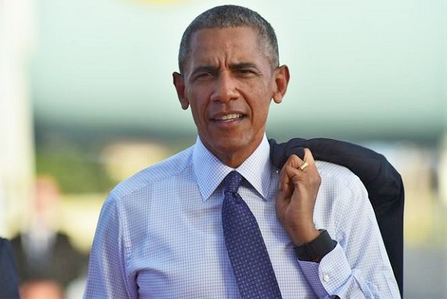 Former President of the US, Barack Obama. / Photo: US Air Force, CC,