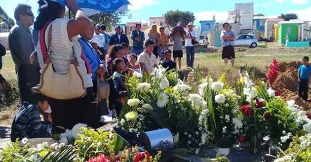 The burial was finally held  in the city of Comitán./  CSW (CC0).,