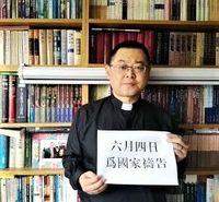 Early Rain Covenant Church pastor Wang./ China Aid.