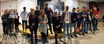 Staff workers of the GBU Spain team. / Protestante Digital