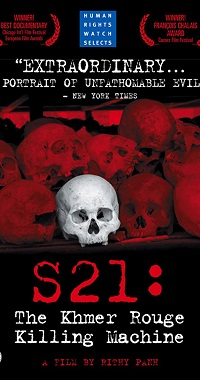 The documentary S-21 refers to one of the prisons of the system.